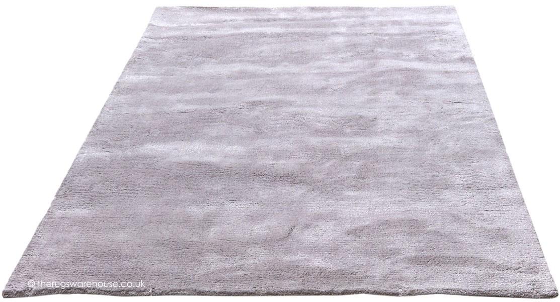 Aran Grey Rug Silver Grey Rugs