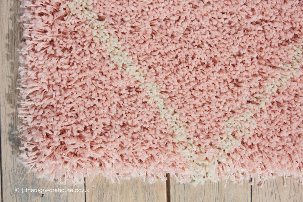 brisbane blush pink rug. Black Bedroom Furniture Sets. Home Design Ideas