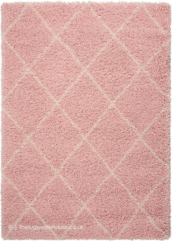 Brisbane Blush Pink Rug