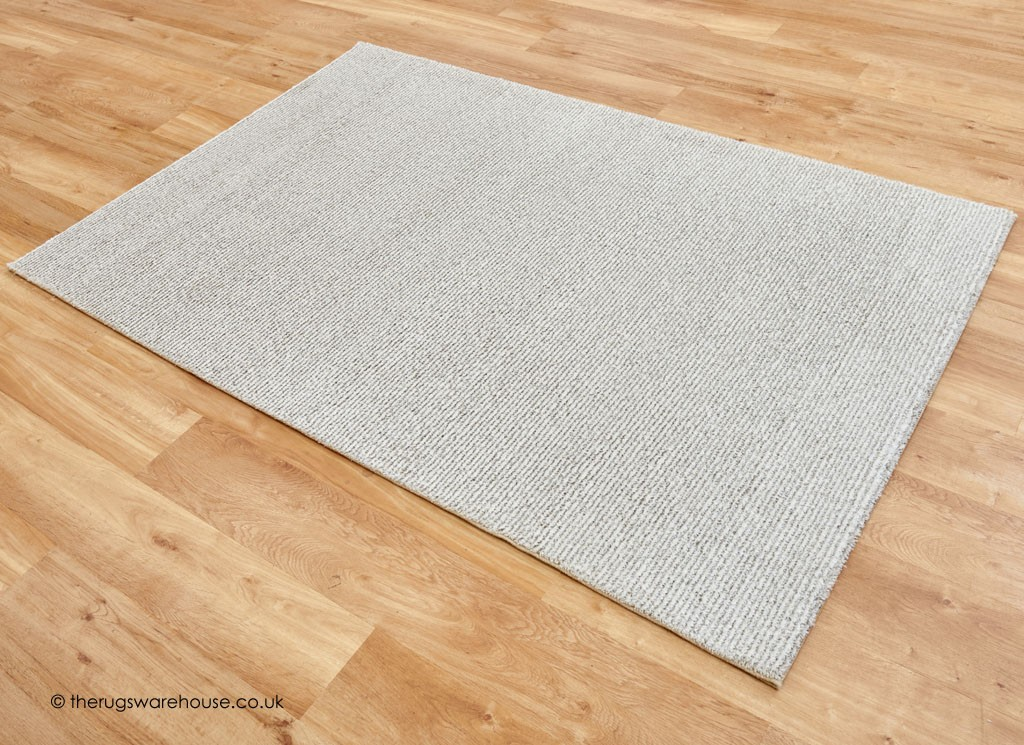 Chelsea White Grey Rug