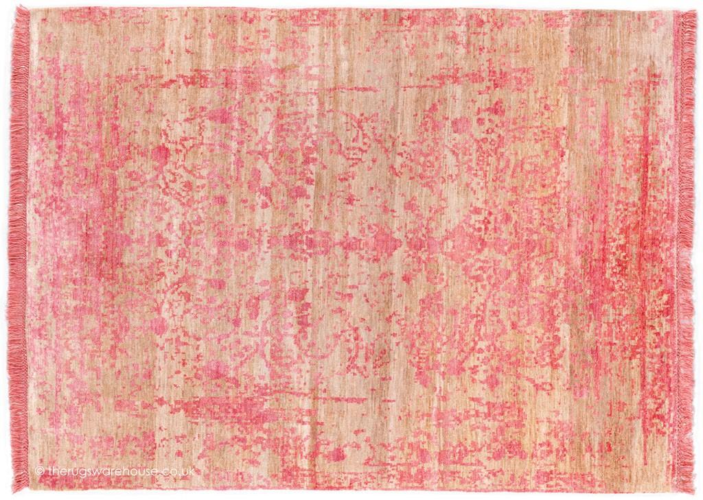 Dolcevita Rose Rug Pink Rugs
