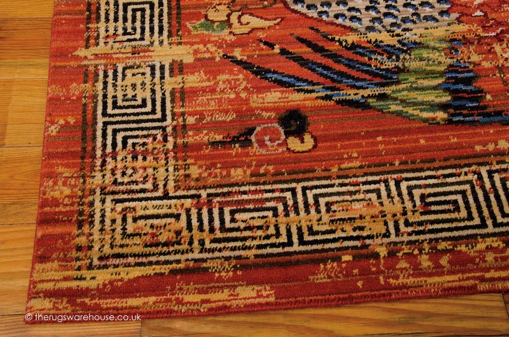 Dynasty imperial terra rug for House of dynasty order online