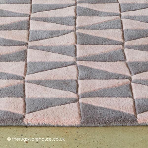 Chalet Pink Rug