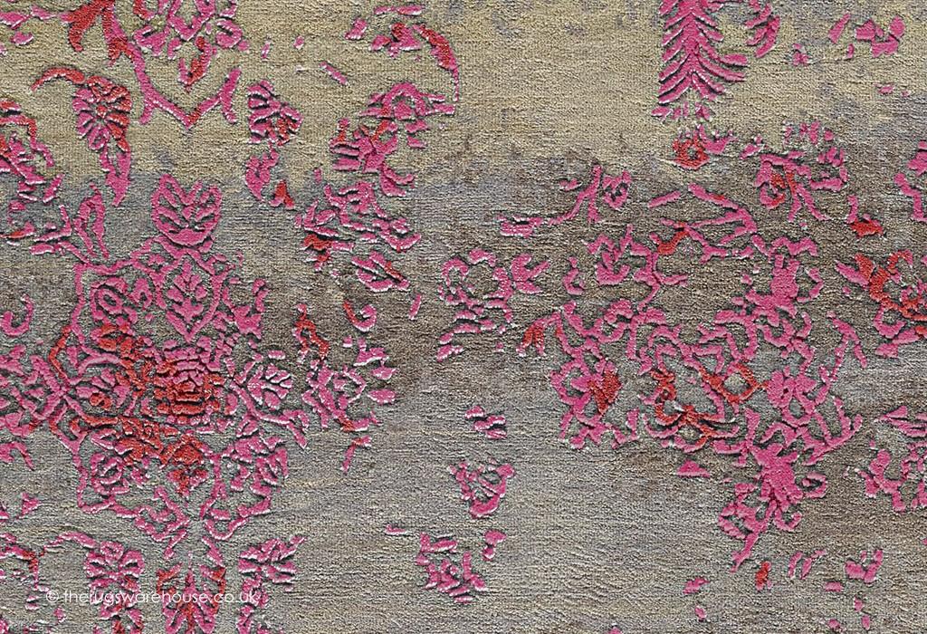 Heritage Pink Rug Pink Rugs