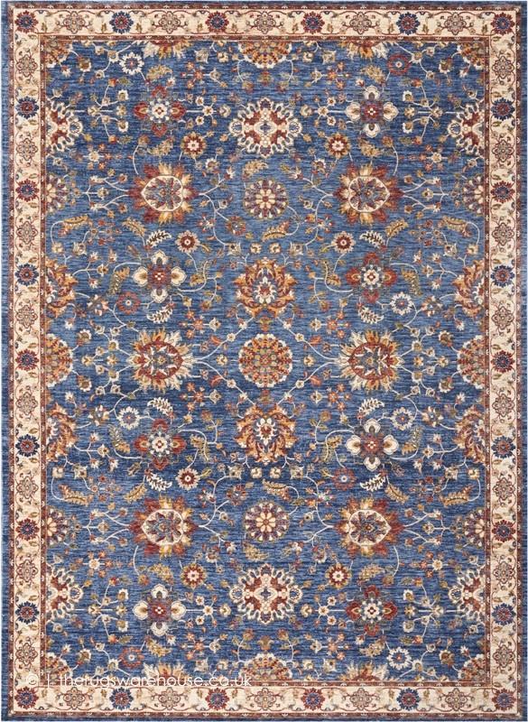 Mayan Blue Rug Blue Rugs