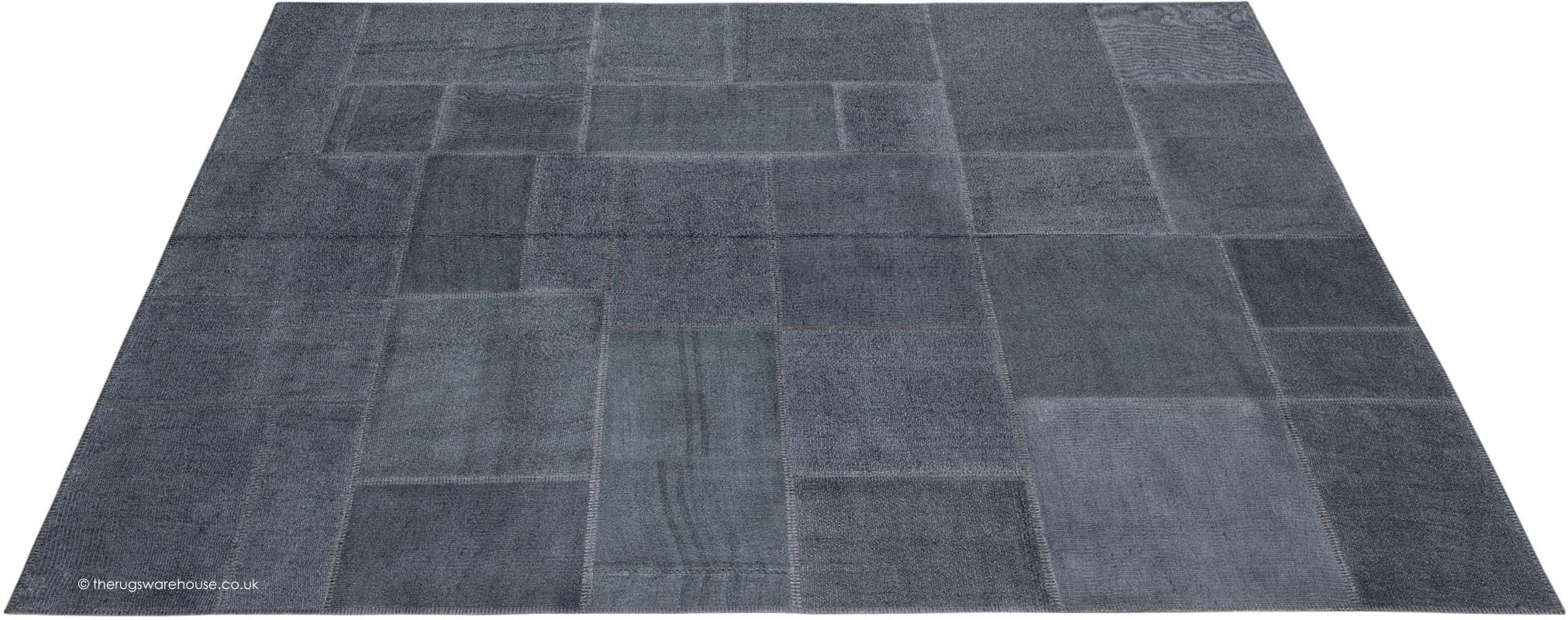 Milano Dark Grey Rug