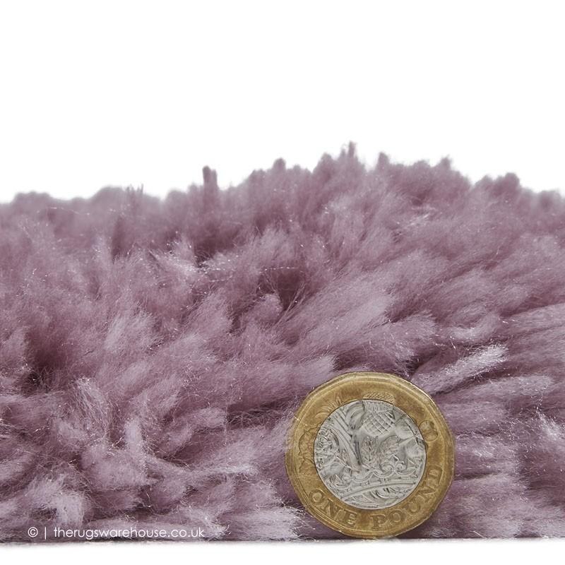Polar Lilac Rug