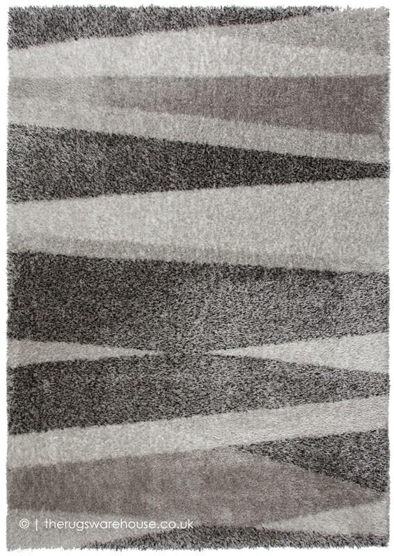 Velvet Broadwalk Grey Rug