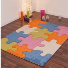 Amigo Puzzle Rug