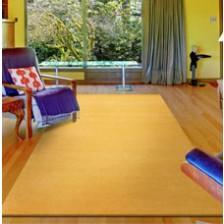 Home Comfort Yellow Rug
