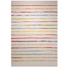 Joyful Stripes Beige Rug