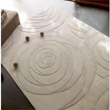 Carving Art Rug