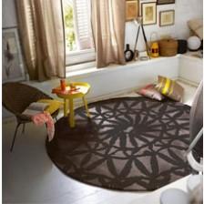 Oriental Lounge Brown Rug