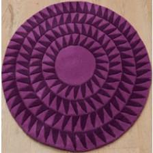 Chalet Auber Circle Rug