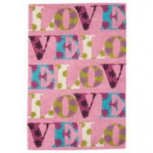 Love Pink Rug
