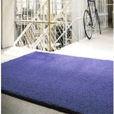 Loops Purple Rug