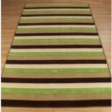 Lineum Green Rug