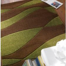 Organza Green Rug