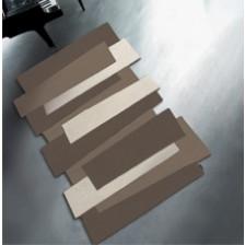 Beige Steps Rug