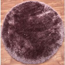 Plush Dusk Circle Rug