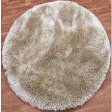 Plush Pearl Circle Rug
