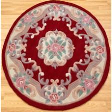 Lotus Red Circle
