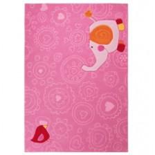 Elephant Pink Rug