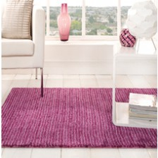 Neptune Purple Rug