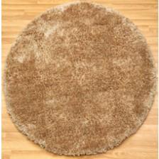 Starlet Natural Circle Rug