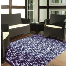 Tokyo Cream Purple Rugs