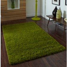 Vista Green Rug