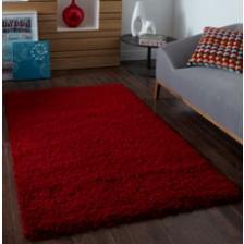 Vista Red Rug