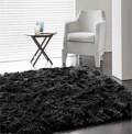 Adore Pure Black Rug