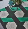 Camden Geo Green Rug