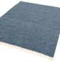 Clover Blue Rug