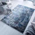 Wonderlust Blue Grey Rug