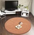 Comfort Beige Circle Rug