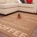 Coffee Brown Rug