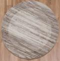 Fabricano Beige Circle Rug