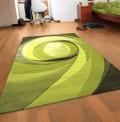 Green Whirlpool Rug