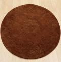 Imperial Brown Circle Rug