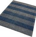Ives Blue Stripes Rug