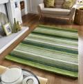 Moss Stripes Rug