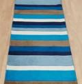Blue Stripes Runner