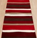 Red Stripes Runner
