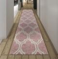 Medina Geo Pink Runner