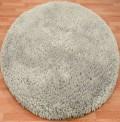 Revival Silver Circle Rug