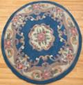 Lotus Blue Circle