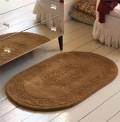 Royale Bronze Oval Rug