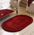 Royale Wine Oval Rug